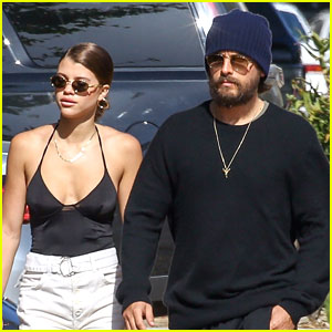 Scott Disick & Sofia Richie Have Romantic Getaway