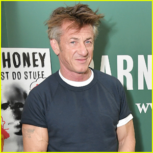 Sean Penn's Message For Critics Of His Book: 'You Can Say Anything You Like'