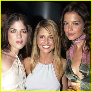 Selma Blair Doesn't Have Hard Feels About Losing 'Dawson's Creek' Role to Katie Holmes