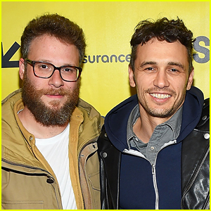 Seth Rogen Says He Would Still Work with James Franco After Sexual Harassment Allegations