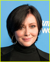 Shannen Doherty Reveals Results of Tumor Marker Test, Is 'Staying Positive'
