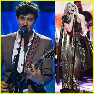 Shawn Mendes & Kylie Minogue Perform at Queen Elizabeth's Birthday Party!