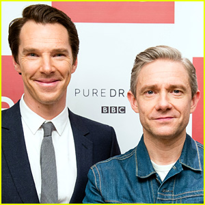 Benedict Cumberbatch Reacts to 'Sherlock' Co-Star Martin Freeman's 'Pathetic' Comments