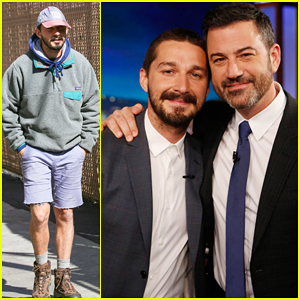 Shia LaBeouf Reveals What Real-Life John McEnroe Thinks of His Portrayal in 'Borg vs. McEnroe'!