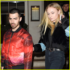 Sophie Turner & Joe Jonas Just Got Another Dog!