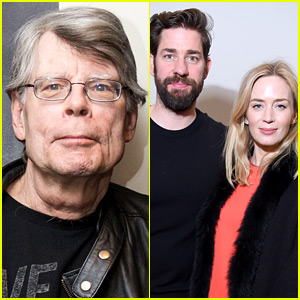Stephen King Raves About 'A Quiet Place' & Its Use of Silence