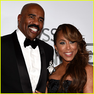 Steve Harvey Defends Wife Marjorie After Use of 'R' Word Sparks Backlash