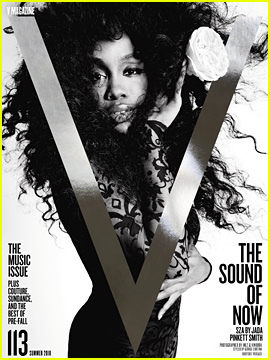 Jada Pinkett Smith Interviews SZA About Artistic Energy & Staying Grounded