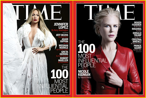 Jennifer Lopez, Nicole Kidman, Tiffany Haddish & More Named as Time 100's Most Influential People!
