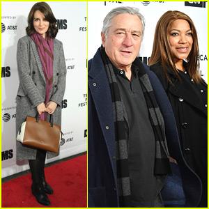 Tina Fey & Robert De Niro Attend 'Love, Gilda' Premiere at Tribeca Film Festival 2018