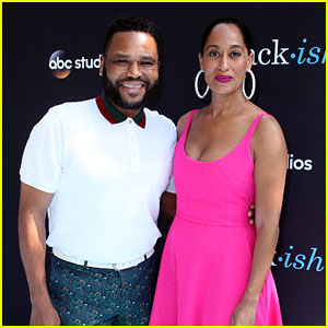 Tracee Ellis Ross & Anthony Anderson Join 'black-ish' Cast at FYC Event