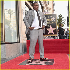 Tracy Morgan Receives Star on the Hollywood Walk of Fame!