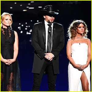 Country Stars Pay Tribute to Las Vegas Shooting in ACM Awards 2018 Opening - Watch Now