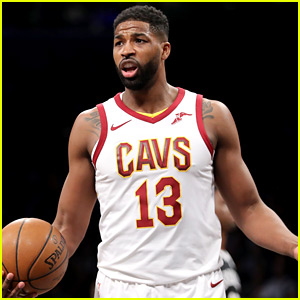 Tristan Thompson Accused of Kissing Another Woman Days Before Khloe Kardashian Gives Birth