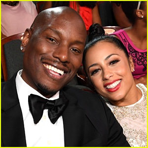 Tyrese Gibson & Wife Samantha Expecting Baby Girl!
