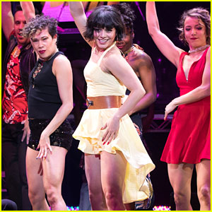 Vanessa Hudgens Sings 'It Won't Be Long Now' From 'In The Heights' - Watch!