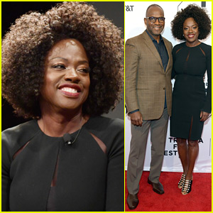Viola Davis & Husband Julius Tennon Premiere Their New Show at Tribeca Film Festival 2018
