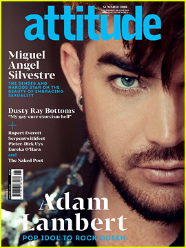 Adam Lambert Opens Up About Expressing His Sexuality in the Music Industry