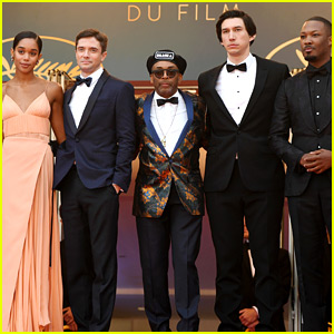 'BlacKkKlansman' Cast Premieres Movie at Cannes - Watch the New Trailer!