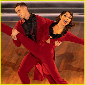 Watch Adam Rippon's Final Two 'DWTS' Performances, Including a Perfect 30! (Video)