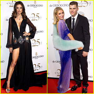 Alessandra Ambrosio, Paris Hilton, & More Glam Up for De Grisogono's Cannes Party!