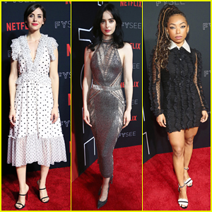 Alison Brie, Krysten Ritter & More Step Out for Netflix's FYSEE Kick-Off Celebration!