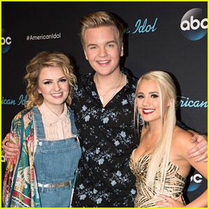 American Idol Couple Maddie Poppe amp Caleb Lee Hutchinson