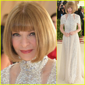 Great Met Gala 2018 Anna Wintour - anna-met  Perfect Image Reference_98117.jpg