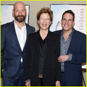 Annette Bening Steps Out for 'The Seagull' New York Screening - Watch Trailer!