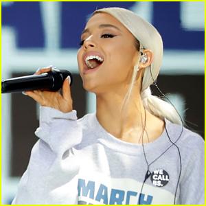 Ariana Grande Secretly Revealed 'Sweetener' Album Title Back in 2016!