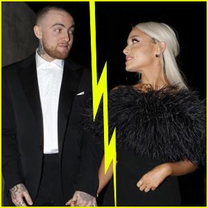 Ariana Grande & Mac Miller Reportedly Split