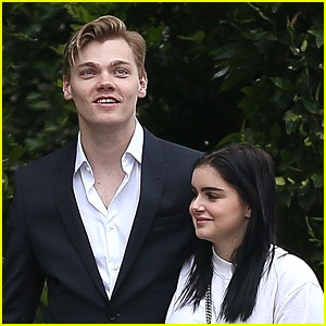Ariel Winter Is A Proud Girlfriend After Boyfriend Levi Meaden's New Movie Comes Out