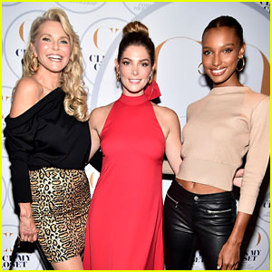 Ashley Greene Celebrates the Launch of Click My Closet!