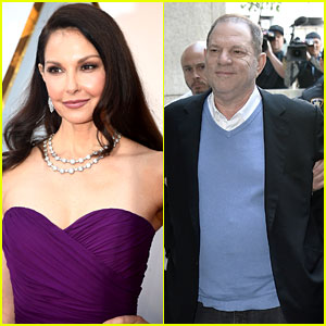 Ashley Judd Reacts to Harvey Weinstein's Arrest