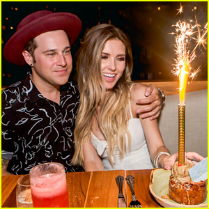 Audrina Patridge Celebrates Birthday in Cabo with Ryan Cabrera