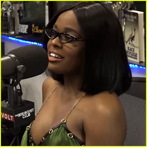 Azealia Banks Reveals Her True Feelings About Cardi B, RZA & More on 'Breakfast Club' - Watch Now!