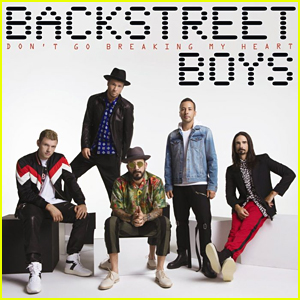 Backstreet Boys: 'Don't Go Breaking My Heart' Stream, Lyrics, & Download - Listen Now!