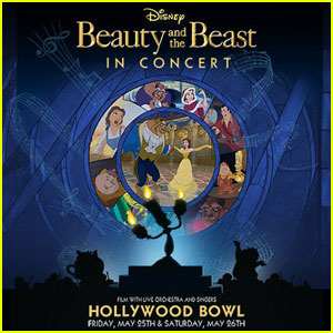 Go Behind-the-Scenes of 'Beauty & the Beast's Live Concert - Watch Now!