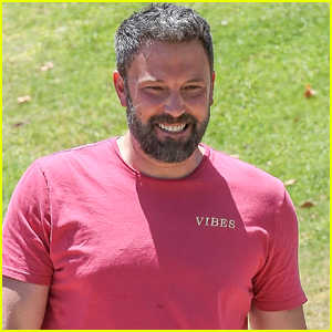 Ben Affleck Heads to Son Samuel's Baseball Game in Santa Monica!