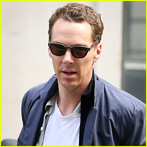 Benedict Cumberbatch Promotes 'Patrick Melrose' on BBC Radio 2