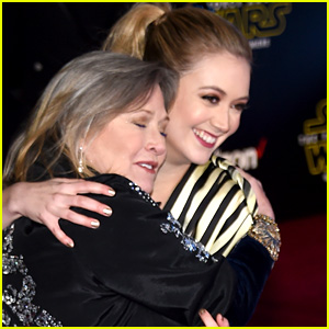 Billie Lourd Pays Tribute to Those Having a 'Less Than Perfect' Mother's Day