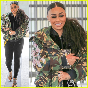 Blac Chyna Is Not Currently Pregnant By Her 18-Year-Old Boyfriend