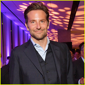 Bradley Cooper Suits Up for Lincoln Center's American Songbook Gala!