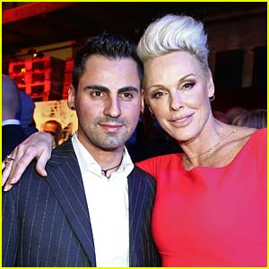Brigitte Nielsen, 54, Announces She's Pregnant & Expecting Fifth Child!