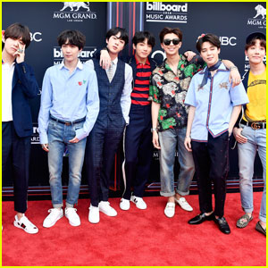 BTS Hit the Carpet at Billboard Music Awards 2018!