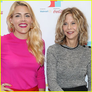 Busy Philipps Chats With Meg Ryan About Feeling Voiceless Before Social Media
