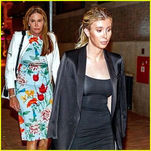 Caitlyn Jenner & Sophia Hutchins Enjoy a Night Out in Amsterdam!