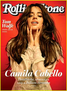 Camila Cabello Details Leaving Fifth Harmony & Her Very First Meeting Taylor Swift in 'Rolling Stone'
