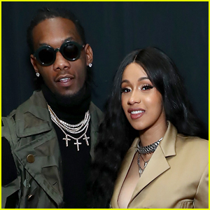Cardi B Breaks Silence After Fiance Offset's Car Accident