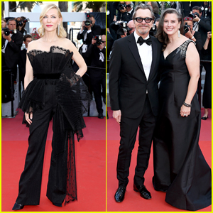 Cate Blanchett & Gary Oldman Step Out To Support 'Capharnaum' at Cannes Premiere!